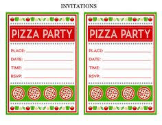 Pizza Party Invitation Templates Microsoft Word Pizza Party Flyer Templates Ohye Mcpgroup Co
