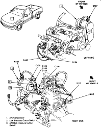 gmc sonoma engine diagram gmc wiring diagrams