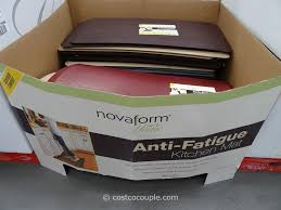 Padded Kitchen Floor Mats Novaform Anti Fatigue Kitchen Mat