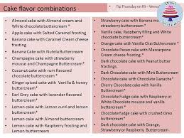 Wedding Cake Flavors And Fillings List Delicious Wedding Cake