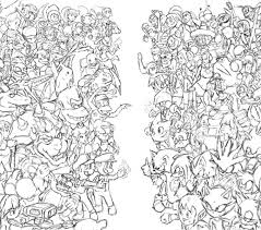 Small Picture Nintendo Coloring Pages Faceboulcom