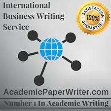 international business writing assignment help international