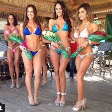 Big boob bikini contests