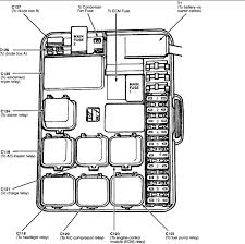 isuzu mu fuse box diagram isuzu wiring diagrams online