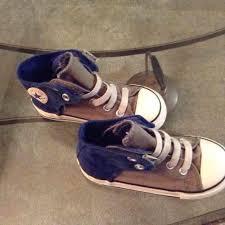 converse 8. converse shoes - boys velcro 8 w
