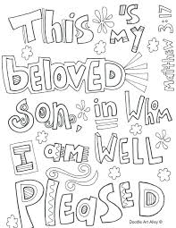 Terrific Free Coloring Pages Of Jesus Free Coloring Pages Of Baptism