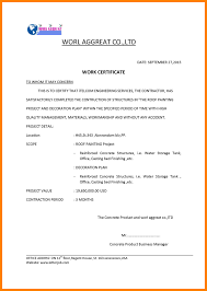 Certificate Of Attestation Sample Best Of Employment Certification