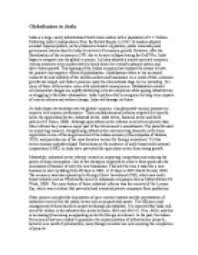 globalisation in university social studies marked by  page 1 zoom in