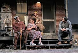 my blogfences  a play written by august wilson  this play takes place during the     s in the backyard of an urban home in an industrial city  pittsburgh  pa