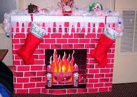 fake fireplace cardboard image of fake cardboard fireplace how to make a fake fireplace for
