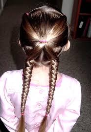 Little Girl\u0027s Hairstyles: Cute and easy braid hairdo 7-10 min961 x ...