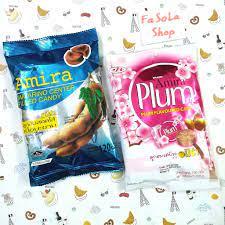 Kẹo cứng me / mận AMIRA Thái Lan 100g&120g tamarind plum candy bánh kẹo tại  Hà Nội