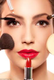 the power of makeup is so strong that 27 per cent admit feeling vulnerable