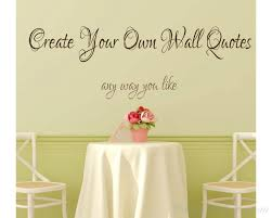 Small Picture Creat eYour Own Words Quotes Stickers