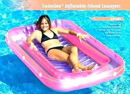 in pool lounger chair pool float inflatable lounge pool chair in pool lounger sun tan tub in pool lounger