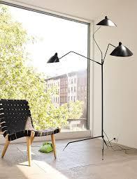 33 sensational design serge mouille lamp three arm floor within reach 3d lampa uk