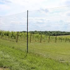 10u0027 heavy duty deer fence posts deer fence posts 058