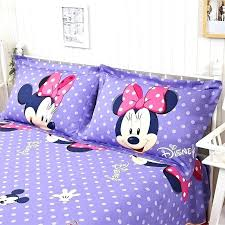 minnie comforter