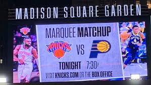 i experienced madison square garden for the first time and fit in at croatian heritage night with my weird european haircut