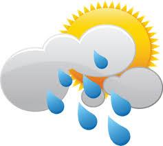 Calor y aisladas lluvias en la región oriental de Cuba