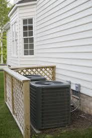 Lattice Air Conditioner Screen Garden Hose Reel Home Depot Shop Hose Reels Storage At Ac