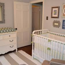 garden ridge rugs. Minimalist Bedroom With White Brown Striped Garden Ridge Rugs And Baby Changing Table Dresser