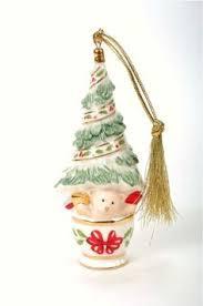 Lenox Christmas Tree Christmas Ornament 4.5