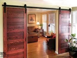 barn wood sliding door closet hardware track set city of toronto toronto gta image 1