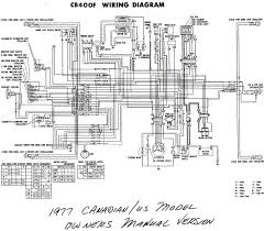 cb750f wiring diagram cb400f 1977 cb400f wiring diagram us b w