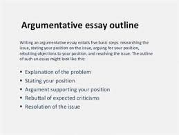 argumentative essay outline format best custom paper writing template for essay outlines for persuasive essays argumentative bpjaga pl
