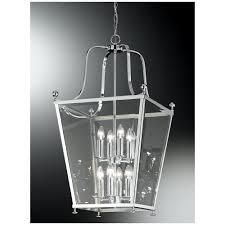 filela sorbonne hall lighting type. Hall Lighting. La7003/8 Atrio 8 Light Chrome Square Lantern Lighting Filela Sorbonne Type G