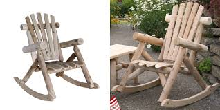 furniture rustic rocking chair chairs kit cushions plans outdoor winsome best patio to right