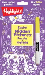 Great classroom activities and fun games. Easter Hidden Pictures Puzzles To Highlight Highlights Hidden Pictures Puzzles To Highlight Activity Books Highlights 9781684372683 Amazon Com Books