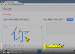 how to type in chinese resources how can i convert chinese characters sketched with my