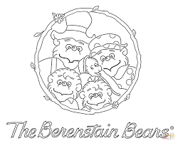 Small Picture Berenstain Bears coloring page Free Printable Coloring Pages