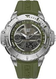 ep y com ay 4 watches men s cat anadigit green