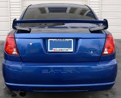 Redline Wing? - Page 2 - Saturn ION RedLine Forums