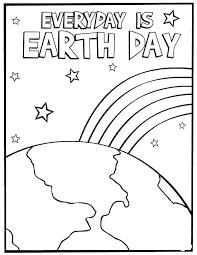 Earth Day Coloring Sheets Pjlibraryradioinfo