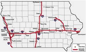 Maps Iowa Stops Ia Rest Roadside Facility Areas xAH1pqwP