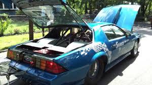 1982 Camaro Z28 Pro Street For Sale - YouTube