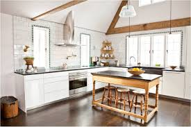 traditional contemporary kitchens. Our Final Example Shows How Well A Modern Kitchen Traditional Contemporary Kitchens M