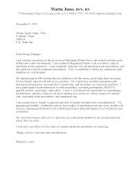 Operating Room Nurse Cover Letter Cover Letter Examples For Lpn
