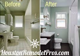 Houston Bathroom Remodel New Houston Commercial Residential General Contractor Houston