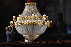 phantom of the opera chandelier detroit
