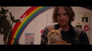 A Street Cat Named Bob - Official Trailer - Starring Luke Treadaway & Bob -  At Cinemas November 4 - YouTube