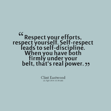 Have Respect For Yourself Quotes Best of 24 Top Self Respect Quotes Sayings