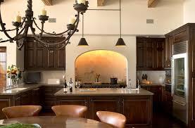 bedroom alluring spanish home interior design idea for kitchen with brown kitchen cabinet black chandeliers and alluring home bedroom design ideas black
