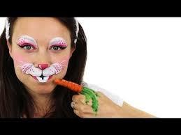 easter bunny face painting ashlea henson
