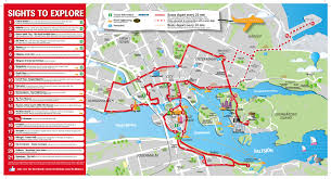 maps update  stockholm tourist attractions map –
