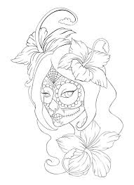 Sugar Skull Tattoo Would Use Different